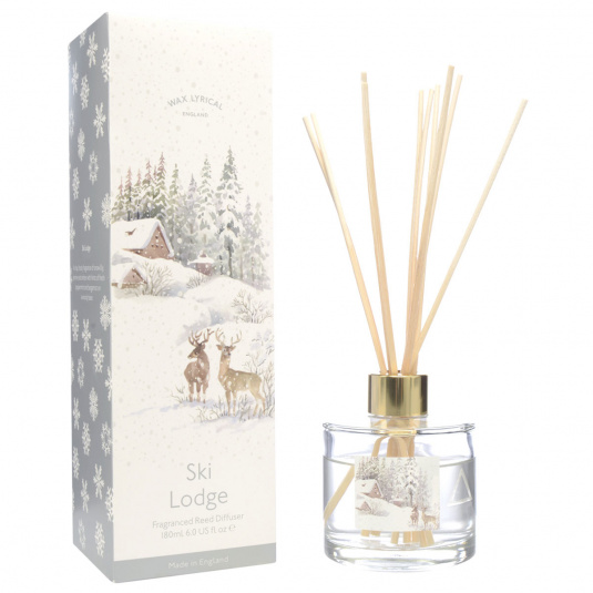 Wax Lyrical Ski Lodge Reed Diffuser