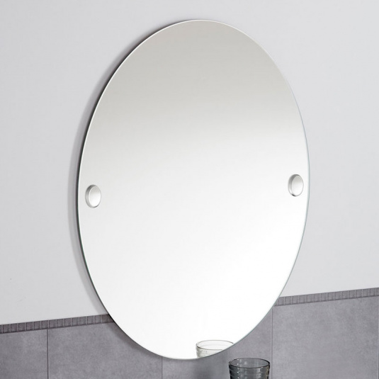 Robert Welch Oblique Bathroom Wall Mirror