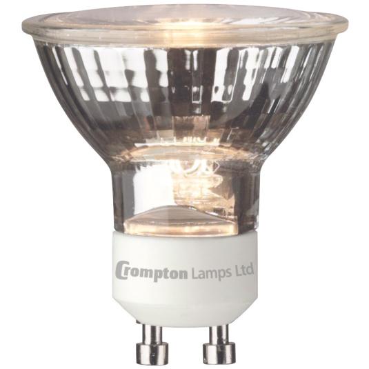 Crompton Halogen GU10 Warm White 28W Bulb