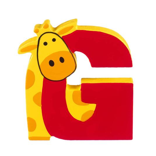 Alphabet Letters G