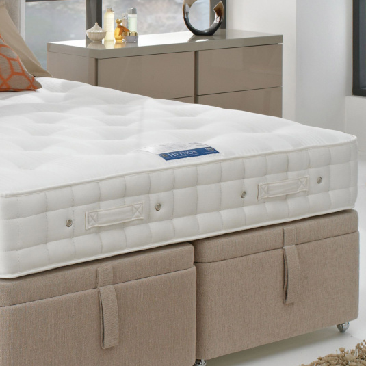 Hypnos Ortho Supreme Silk Extra Firm Mattress Collection