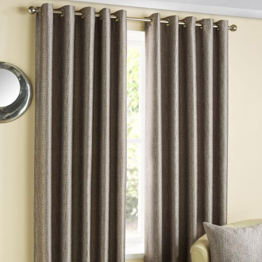 Belfield Ziggi Heather 66 inch x 72 inch Curtains
