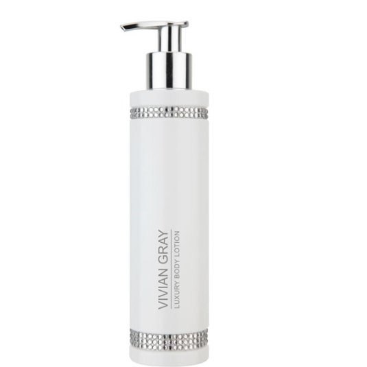 Vivian Gray White Crystal Body Lotion