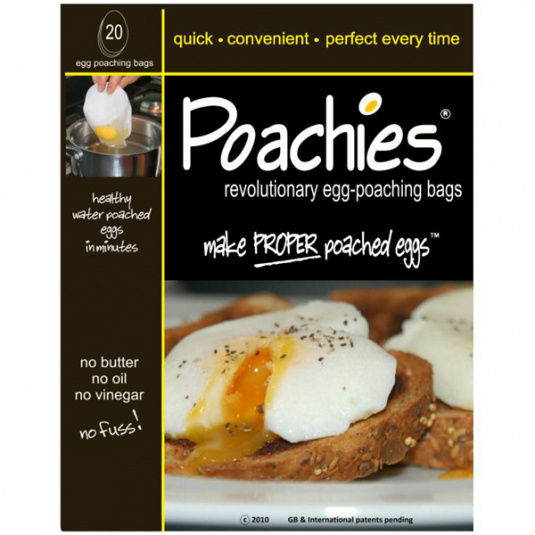 Poachies 20 Poach Bags