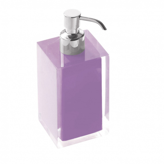 Rainbow Lilac Soap Dispenser