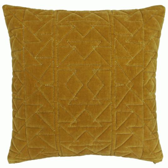 Riva Paoletti Aztec Ochre Cushion Cover