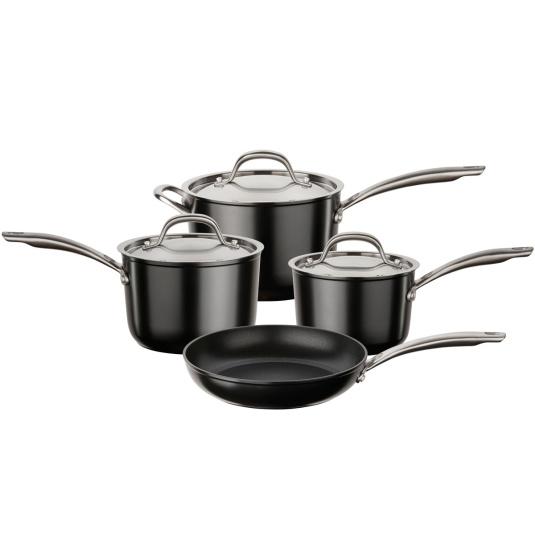 Circulon Ultimum Set of 4 Aluminium Pans