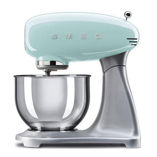 Smeg 50's Retro Style Pastel Green Stand Mixer