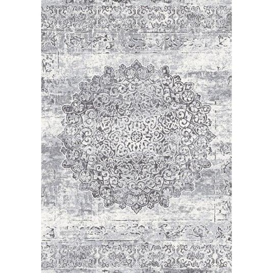 Galleria Grey and White 160cm x 230cm