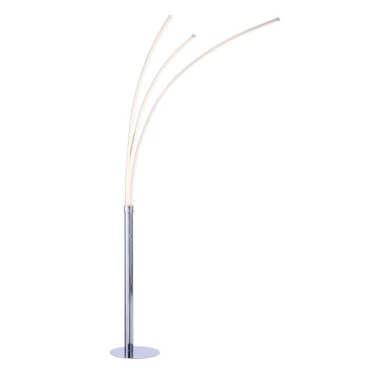 Maja 3 Arm LED Floorlamp