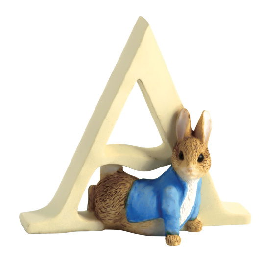 A - Peter Rabbit