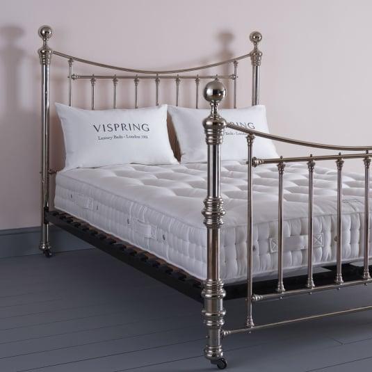 Vi Spring Bed Frame Elegance Mattress Collection