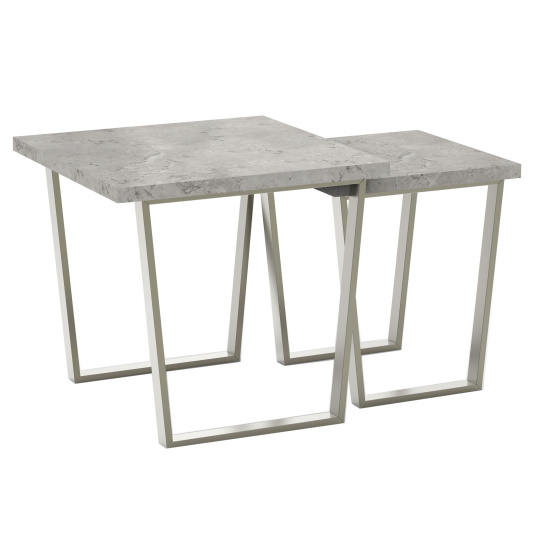 Caspian Grey Nest of Tables