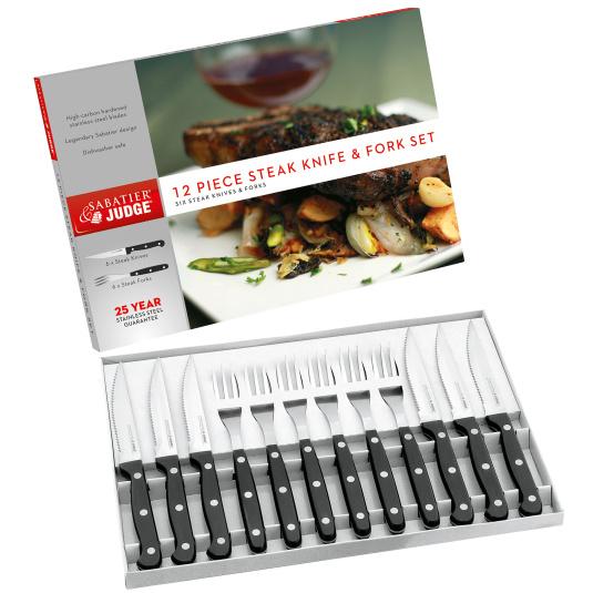 Judge Sabatier Twelve Piece Knife Set