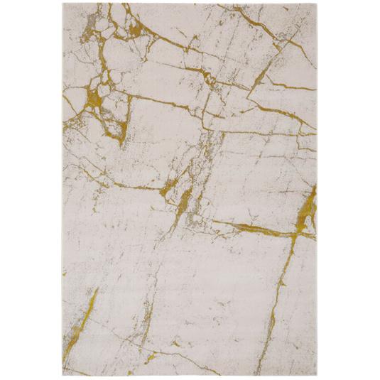 Cosmos Ochre Marble 120x170cm Rug | Housing Units