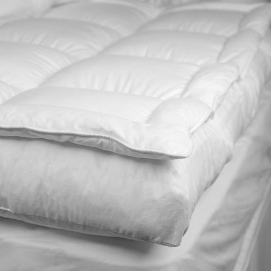 Feather Dual Layer Mattress Topper Collection