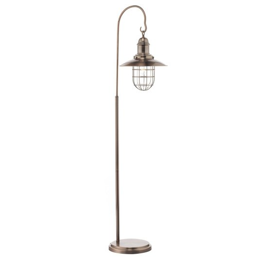 Terrace Copper Floor Lamp