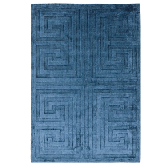 Kingsley Blue Rug Collection
