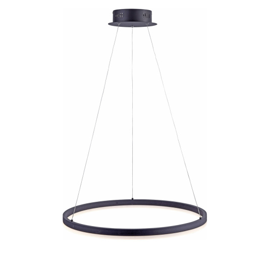 Anthracite Medium Switchdim Ring Pendant Light