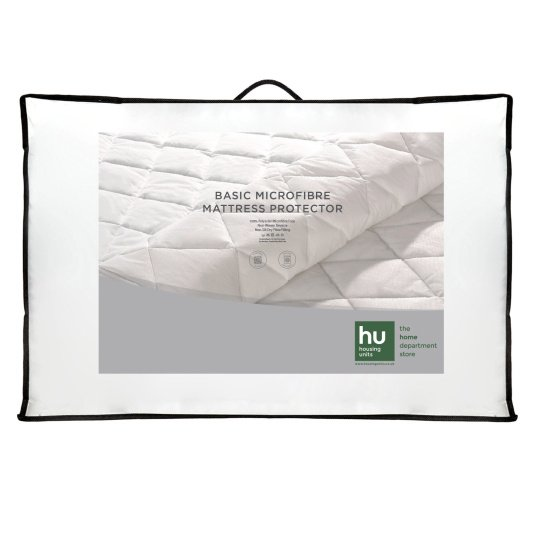 Microfibre Mattress Protector Packaging