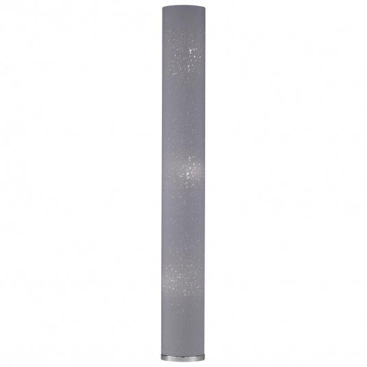 Starlight Large Grey Column Floor Lamp