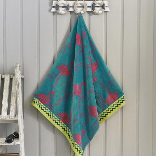 Deyongs Flamingo Beach Towel