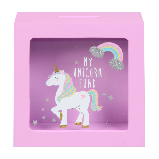 My Unicorn Fund Magic Money Box
