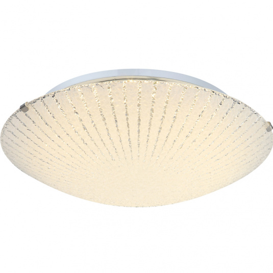 Vanilla Medium Flush Ceiling Light
