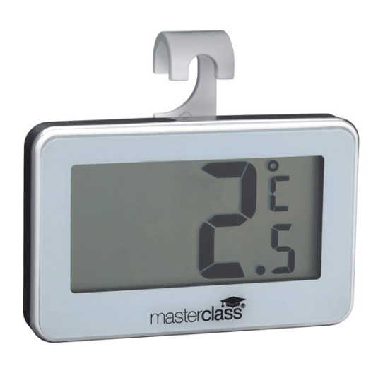 Masterclass Digital Fridge Thermometer