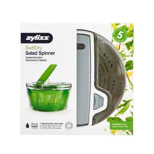 Zyliss Small Swift Dry Salad Spinner