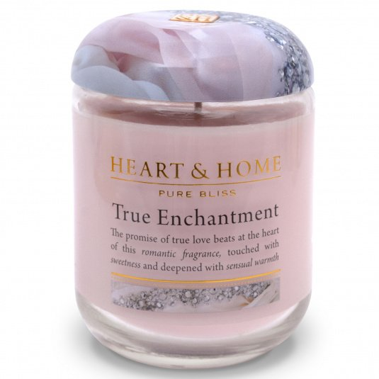 Heart and Home True Enchantment Large Candle