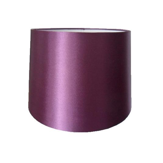 HU Home Empire Silk Plum 8 Inch Light Shade
