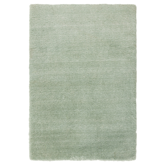 Lulu Soft Touch Green Rug Collection