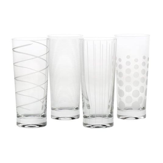 Mikasa Cheers Set of 4 Highball Glasses
