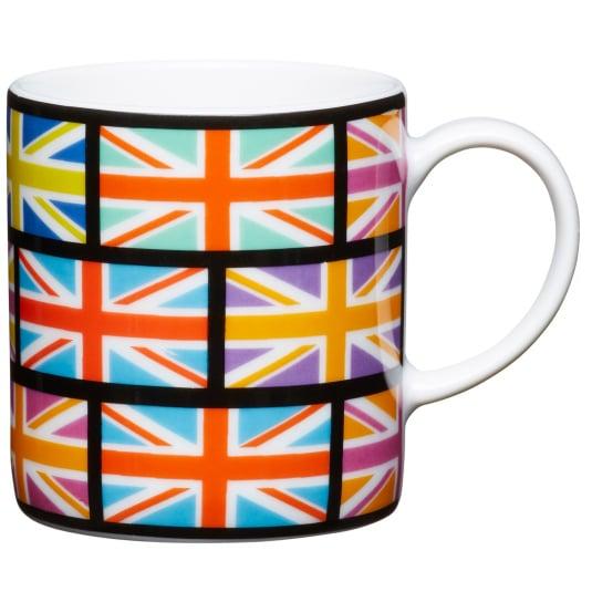 Union Jack Porcelain Expresso Cup