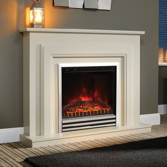 Caledonian Electric Fireplace Suite