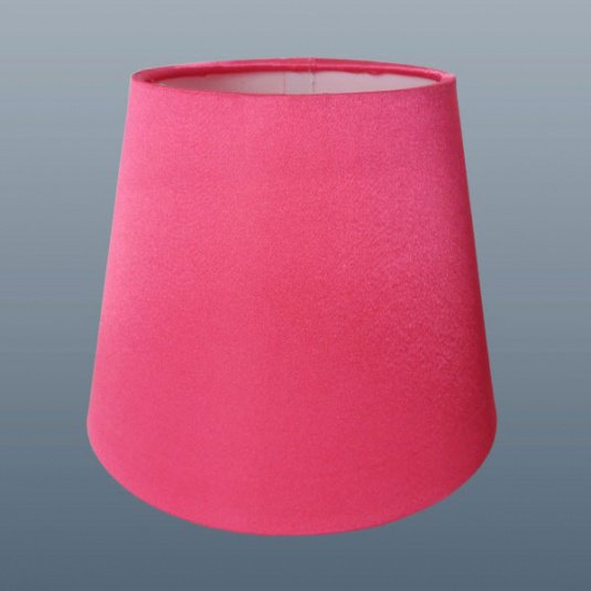 HU Home Empire Hot Pink 6 Inch Light Shade