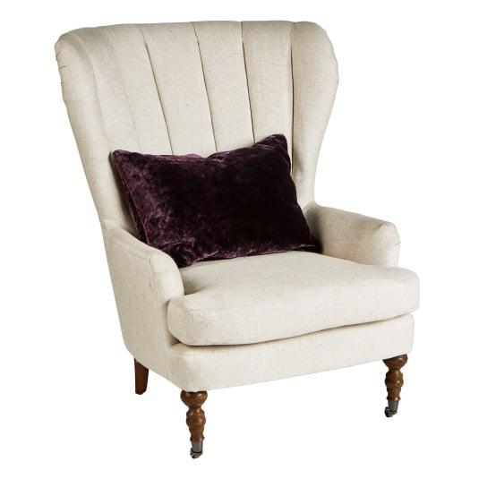Henrietta Fabric Armchair