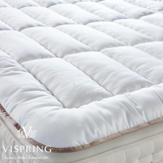 Vi Spring Heaven Luxury Kingsize Mattress Topper