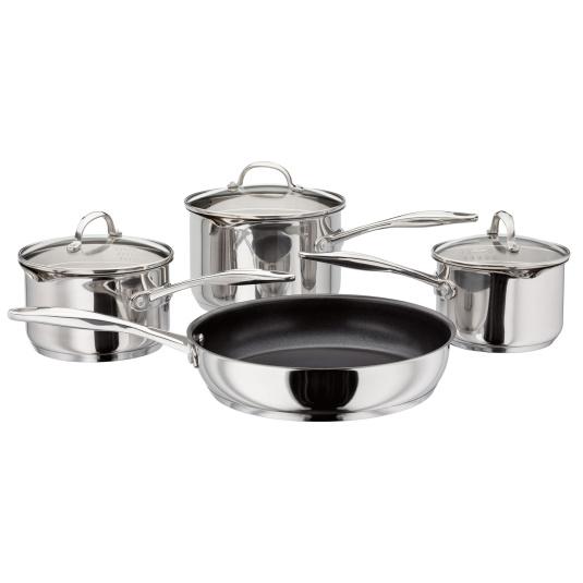 Stellar 7000 Draining 4 Piece Cookware Set