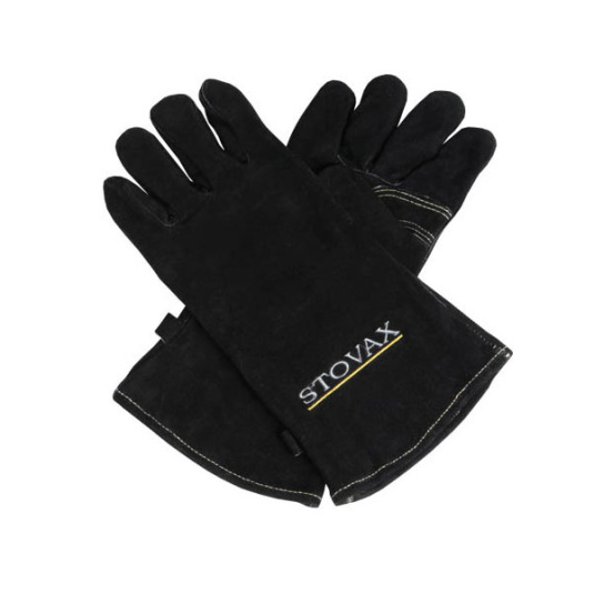 Stovax Heat Resistant Leather Stove Gloves