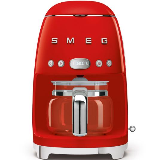 Smeg 50's Retro Red Coffee Machine | Housing Units