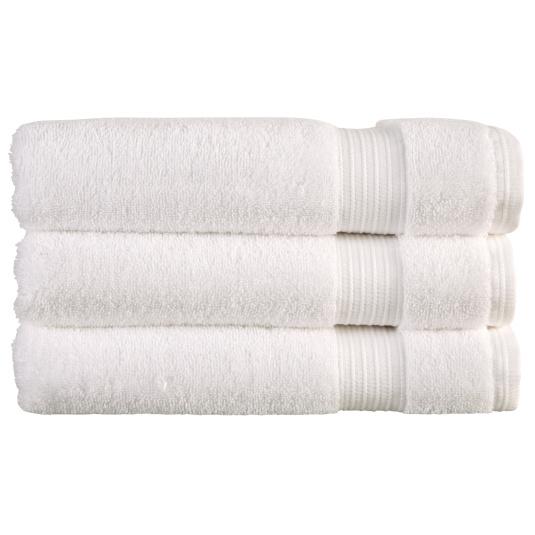 Christy Sanctuary White Bath Sheet