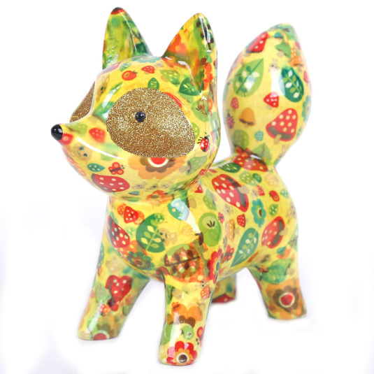 Pomme Pidou Roxie the Fox Money Box
