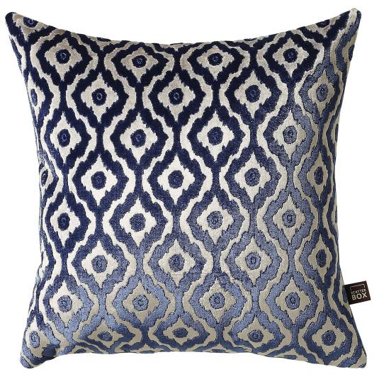 Scatter Box Kafir Blue Cushion