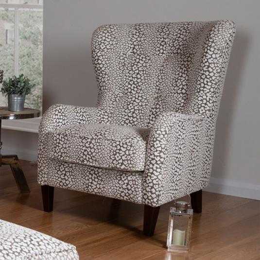 Ascot Valencia Spot Accent Chair