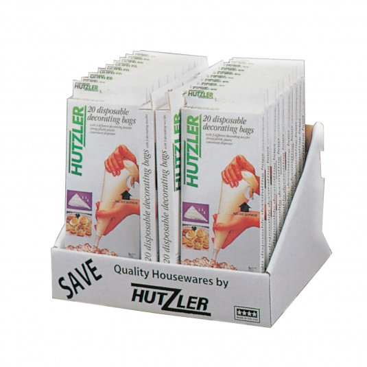 Hutzler Disposable Icing Bag