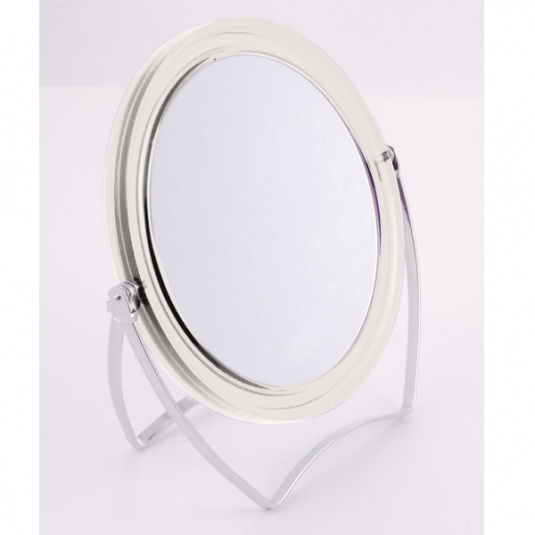 Round Easel Mirror