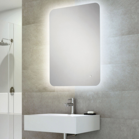 Ambience LED Ambient Bathroom Mirror Collection