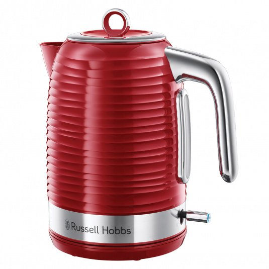 Russell Hobbs Inspire Textured Red Jug Kettle